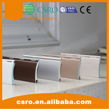 39mm Noise reduction roller shutter windows profiles