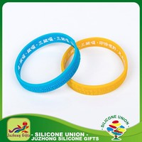 Silicone wedding decoration special design fashion accessory cheap custom wristbands