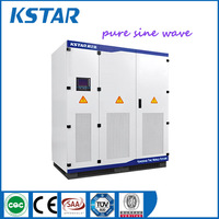 kstar 750kw dc to ac solar power inverter, industrial grid tied inverter with mppt charger, 400Vac inversor for solar system