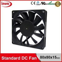 Standard SUNON 8015 Ventilating 80mm Electrical 80x80 Laptop DC Axial Flow 12 Volt Hot Sale Fan 80x80x15 mm (EE80151S1-0000-A99)