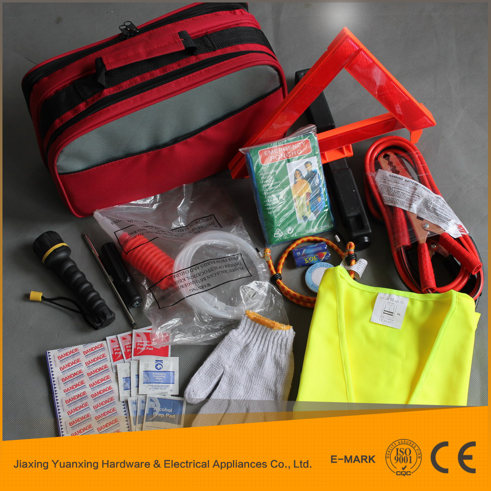 Popular customized bicycle bike repair tool set , car emergency kit