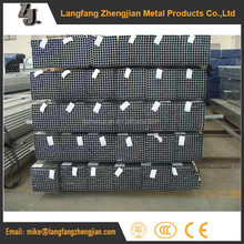 Manufacturing free asian galvanized hexagonal steel tube for greenhouse