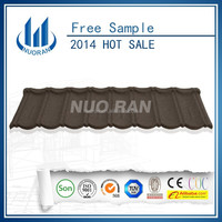 NUORAN Fire isolation high strength monier concrete roof tile