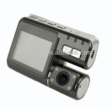i1000 720P HD Dual Lens G-sensor Dashboard Car vehicle Camera DVR camcorder