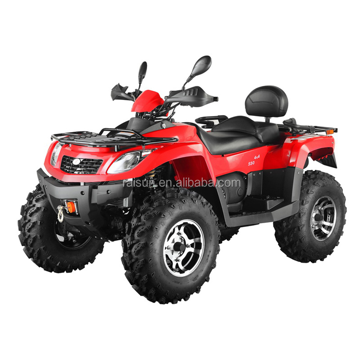 550CC AUTOMATIC ATV QUAD BIKE 500 WITH TRACK (EEC approved)