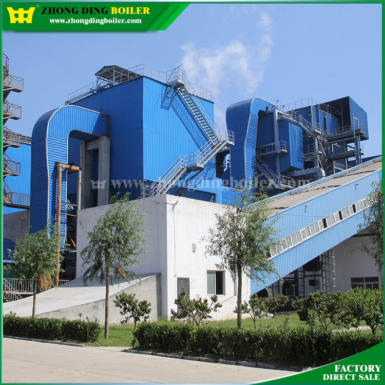 Environment Friendly Coal boiler thermal power plant for Italy