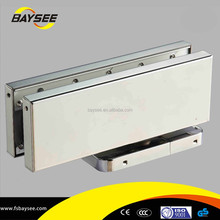 2017 security hardware glass door product floor hinge easy install glass fitting