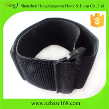 wide black elastic band colored and adjustable
