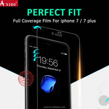 2017 Hot !! high ultrathin full body tpu clear smart phone screen protector for iphone 7 plus