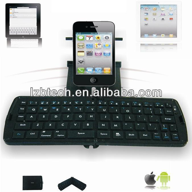 mini Portable foldable Bluetooth keyboard For smart TV