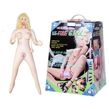 sex toy new product Inflate Doll, Sleeve, Vibrate, Voice, Pussy, One Pump and Lube with free