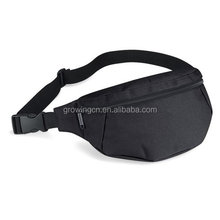 Hight quality Cheap Simple sport waist bag for men