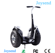 Two wheeled up off road self balancing gyro rascal mobility scooter from China