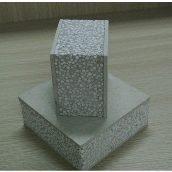 Good polystyrene sheets foam insulation sandwich cement for Concrete foam walls
