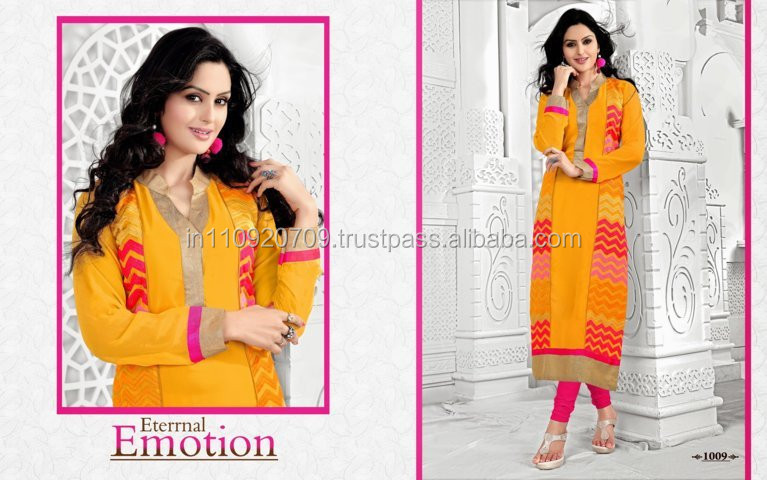 LOVELY ORANGE KURTA