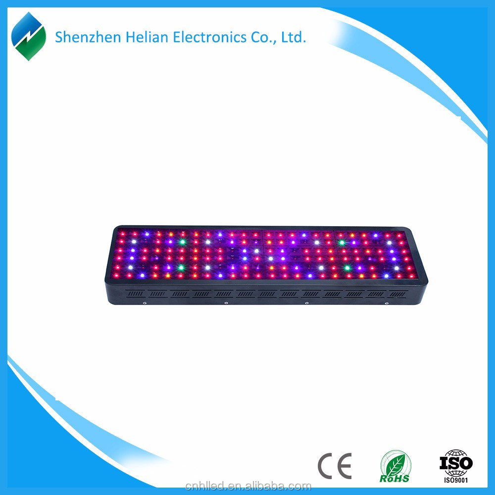 HeLian full spectrum grow light 2017 led grow light 750w led panel led grow light