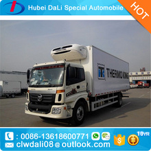2016 hot sale refrigerator cargo cooling van in low pirce