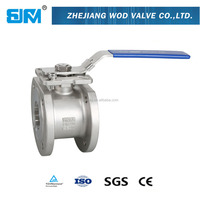 Stainless Steel Ball Valve Made In