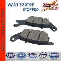 brake pads motorcycles,spare part motorcycle for Honda ,direct factory offering motorcycle brake pads