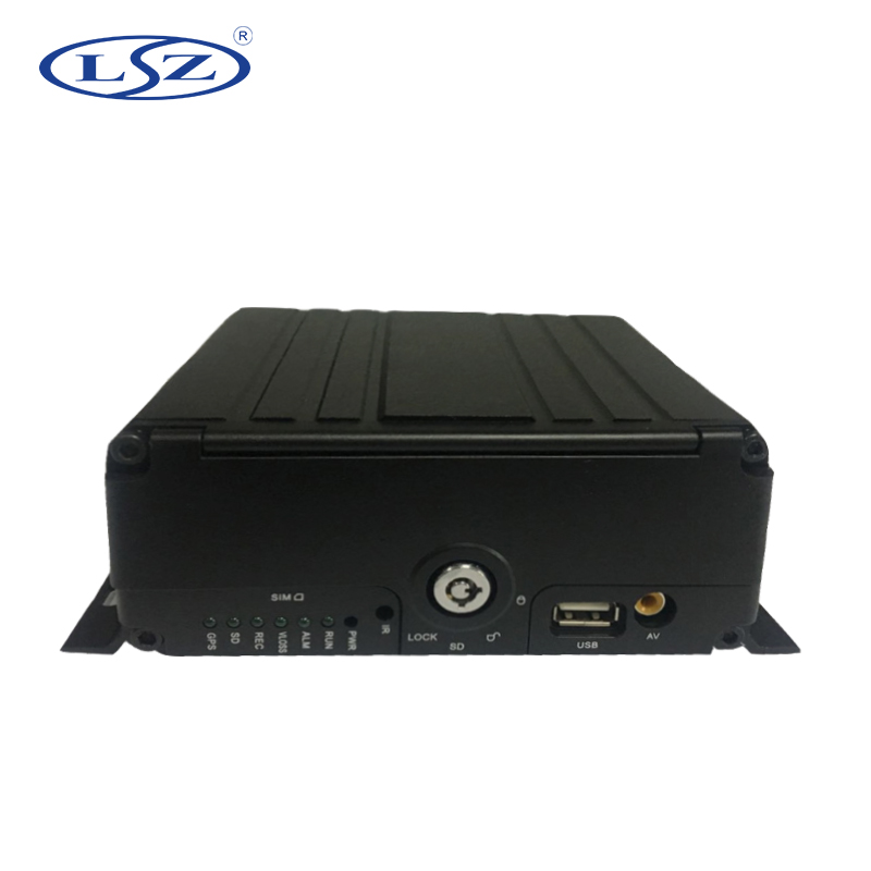 8ch 1080P AHD 3G WIFI and GPS mobile dvr for all vehicles from Original <strong>Manufacturer</strong>