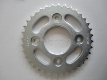 motorcycle sprockets with cnc machining for ex5;EX5 motorcycle spare parts
