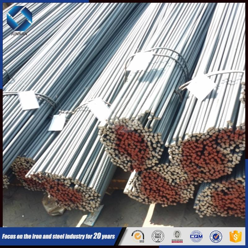 building construction materials high yielding strength high tensile deformed steel bar