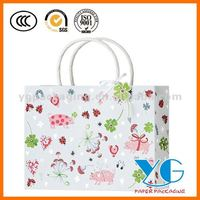 Custom Fany Paper Shopping Bags