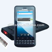 waterproof mobile phone with barcode reader Wifi,3G,rfid reader
