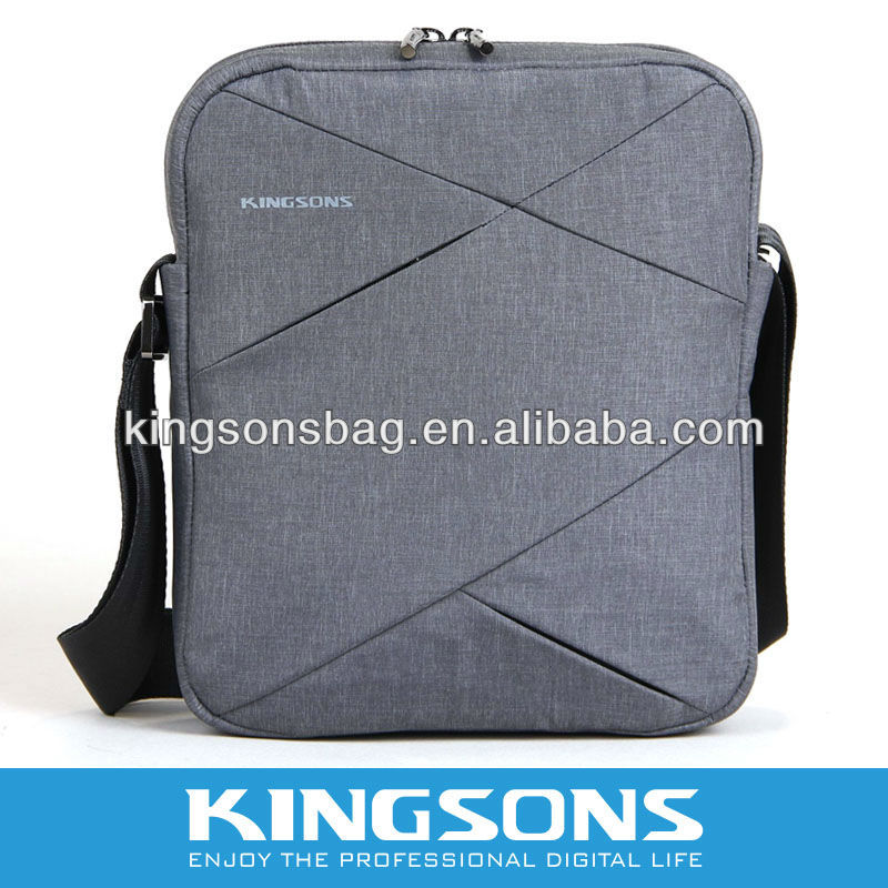 "Fashionable New Design 9.7"" Briefcase Message Bag for Ipad K8517W"