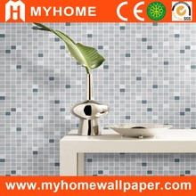 Cheap waterproof vinyl korean wall paper designer wallpaper
