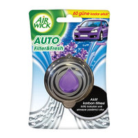 AIRWICK FILTER&FRESH CAR AIR FRESHENER