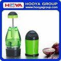 Multi-functional manual pressing vegatable fruit chopper slap chopp Onions chopper