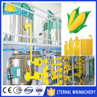 HIgh quality Yellow maize production line corn germ oil press extraction plant