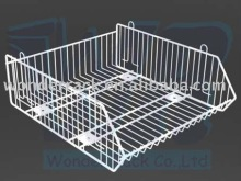 W51cm Wire Dump Bin Baskets