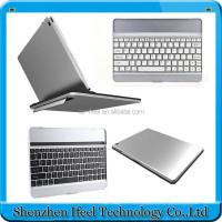 Aluminum Wireless Bluetooth Keyboard Cover Case For Apple iPad Air 2/ iPad Air/iPad 2 3 4