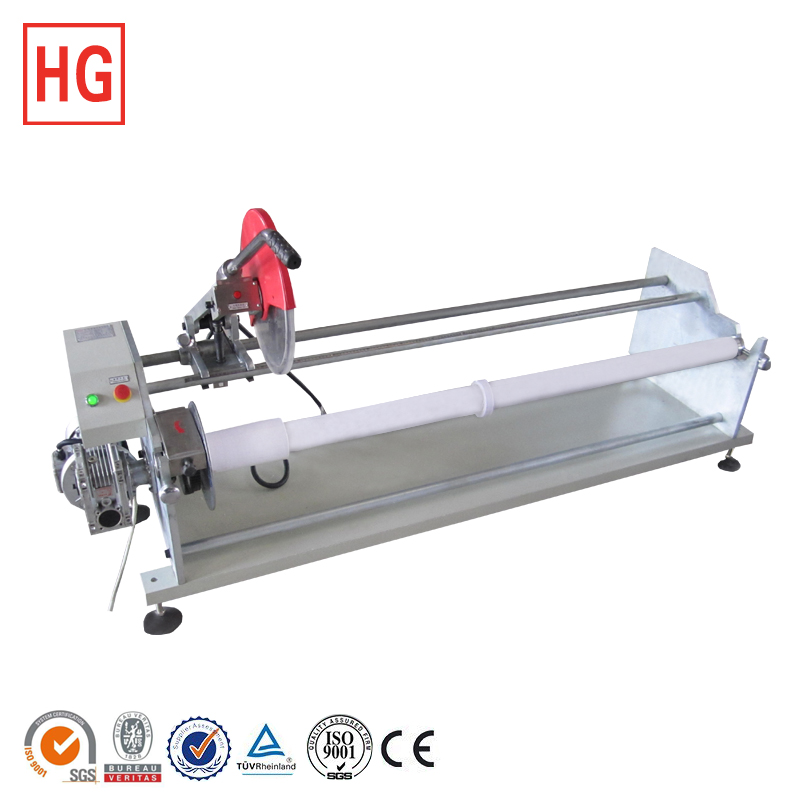 CE standard high quality electric paper roll cutter