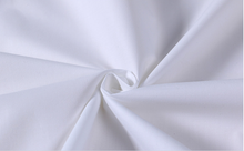T/C 65/35 45*45 110*76 white 65% polyester 35% cotton poplin fabric