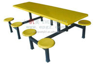 Superior Quality Pupil Cafeteria Dinning Table