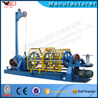sisal rope making machine constant ingot rope machine