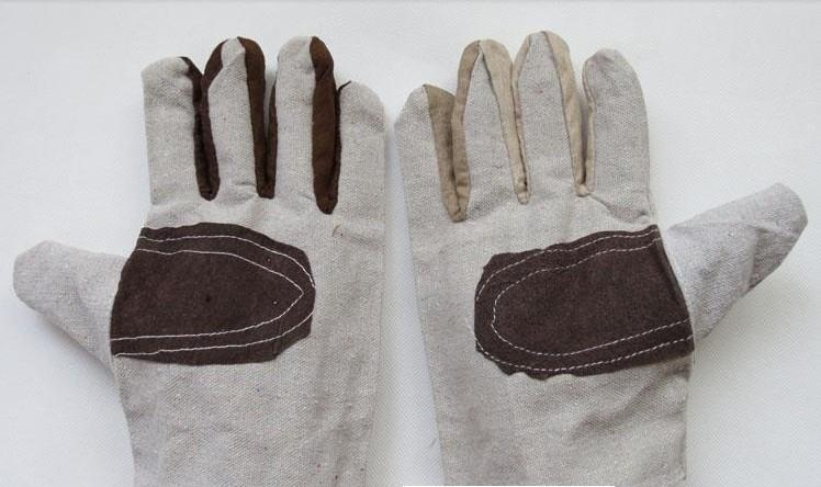 Welding Glove, Leather Glove, Working Glove,cow split leather gloves