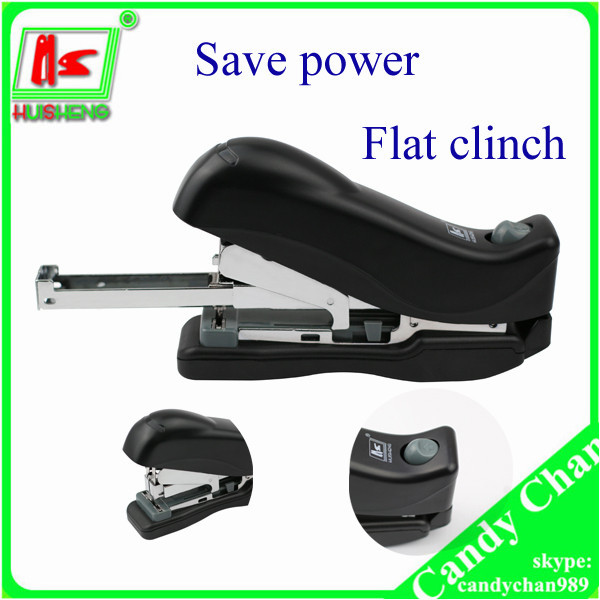 Flat clinch ethicon stapler