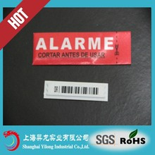 EAS security AM tag/White Board AM tag suitable for garment and retail industry AZ102