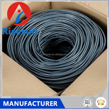 Guangzhou OEM ODM FTP cat5e cat5 cat6 cat6a cat7 electric network control cable