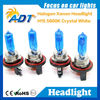 H15 12V 60/55W 7500K super white halogen xenon headlight