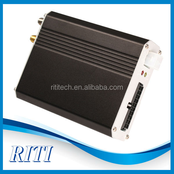 Wireless SMS GPRS Modem vehicle GPS tracker car gprs modem
