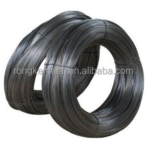 Black annealed Iron Wire( More than 20 Years Factory)