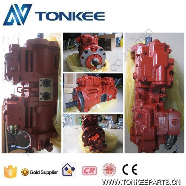 K3V63DT convert to PSV2-55T Hydraulic Main Pump