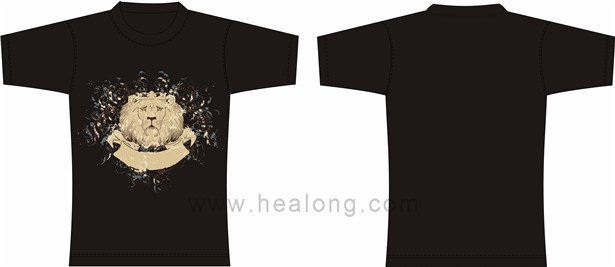 Healong Manufacturer Biggest Factory Wholesale Blank Maternity T Shirts