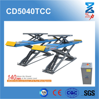 manual mobile car lift for sale with 5000KG CE