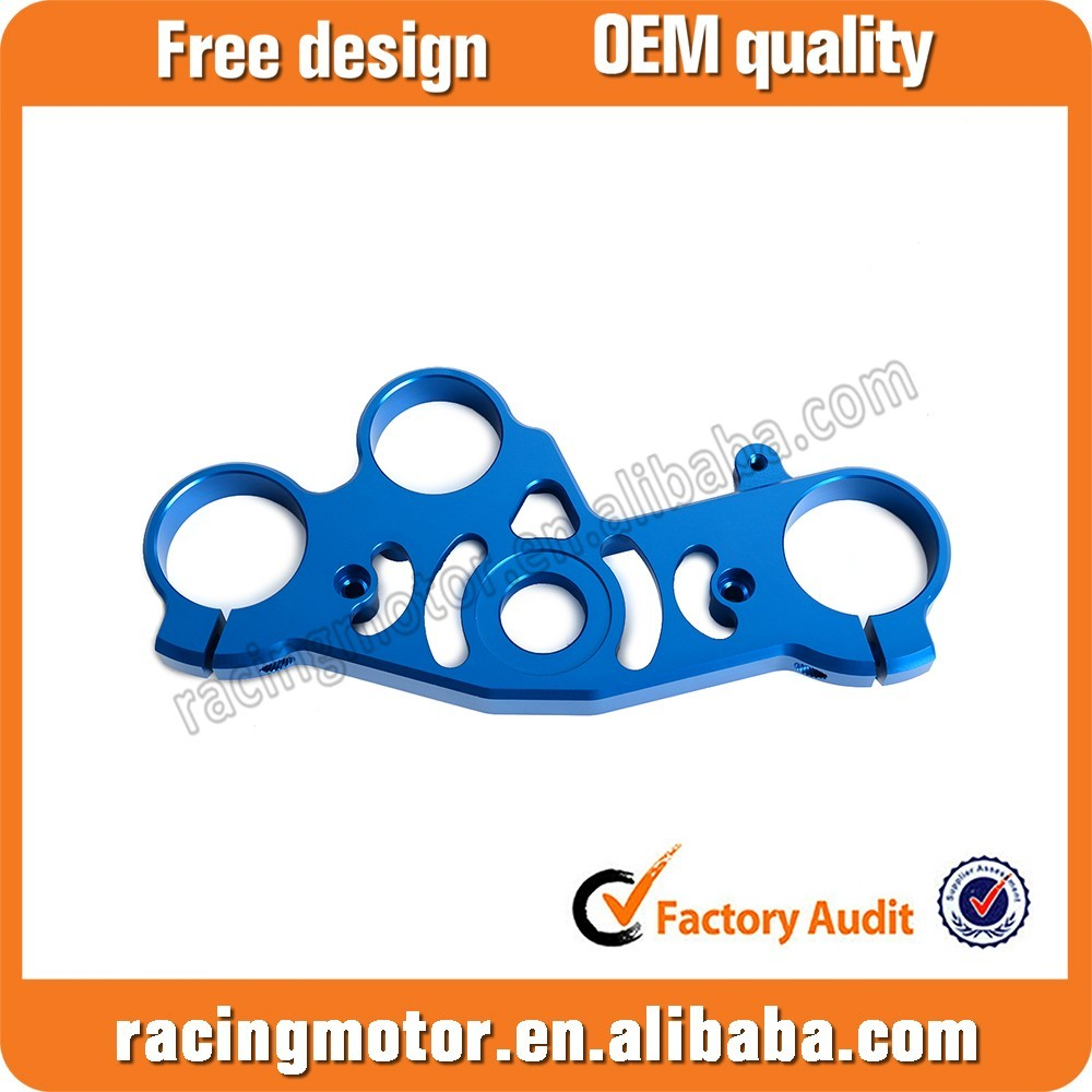 CNC Billet Triple Tree Upper Top Clamp For Yamaha YZF-<strong>R1</strong> <strong>2004</strong> 2005 2006